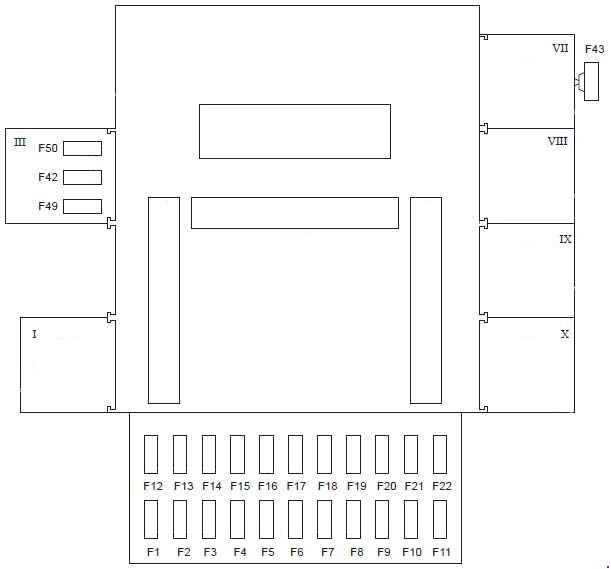 1997-2002 ford fiesta mk4 fuse box diagram » fuse diagram ford fiesta wiring diagram mk4
