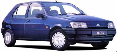 Image result for ford fiesta mk3