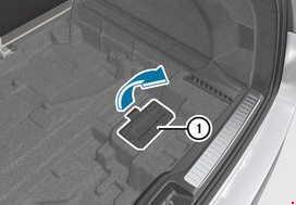 Схема предохранителей и реле Mercedes-Benz GLC-Class (X253)