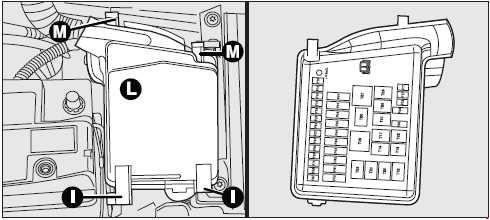 2008 2016 ford ka fuse box diagram fuse diagram. Black Bedroom Furniture Sets. Home Design Ideas