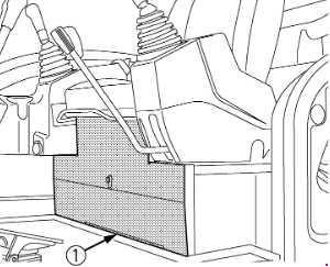 Kubota U48-4 Fuse Box Diagram