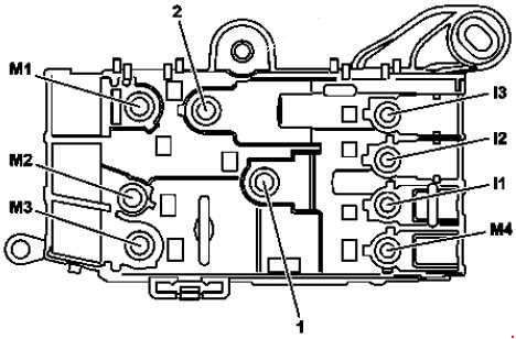 2014 2018 Mercedes Benz W222 And C217 Fuse Box Diagram Fuse Diagram