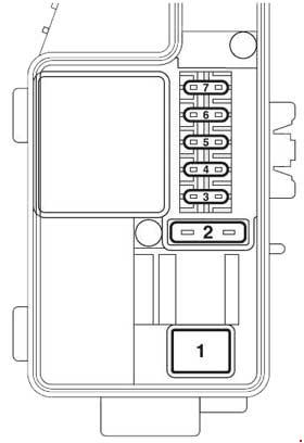 mitsubishi grandis fuse box diagram fuse diagram rh knigaproavto ru Mitsubishi Endeavor Fuse Box Diagram 2003 Mitsubishi Outlander Fuse Box Diagram