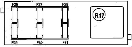 renault espace fuse box diagram manual