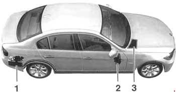 05-'10 BMW 3 (E90, E91, E92, E93) Fuse Diagram | 2008 Bmw 328i Fuse Diagram For E91 |  | knigaproavto.ru