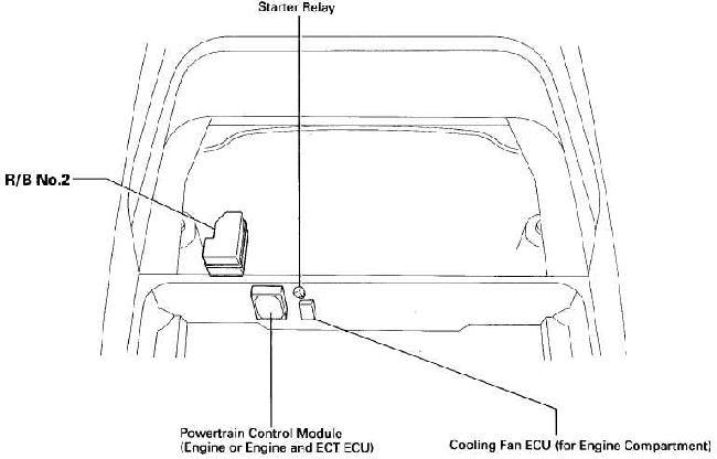89-'99 toyota mr2 fuse diagram  knigaproavto.ru