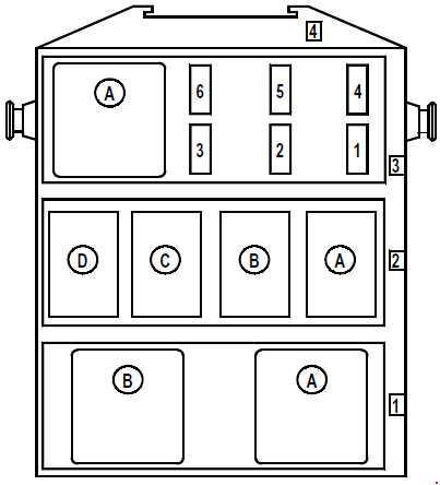 [DIAGRAM_4FR]  2004-2007 Renault Modus Fuse Box Diagram » Fuse Diagram | Renault Modus Fuse Box |  | knigaproavto.ru