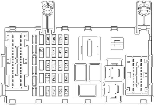 20072017 Fiat Strada 4 Fuse Box Diagram: Fiat Strada Wiring Diagram At Gundyle.co