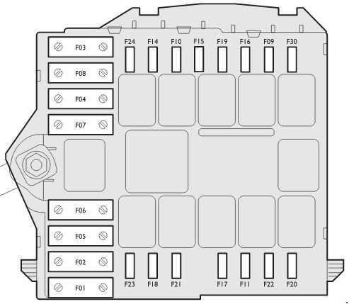 alfa romeo brera fuse box diagram  u00bb fuse diagram Alfa Romeo Giulia Alfa Romeo Zagato