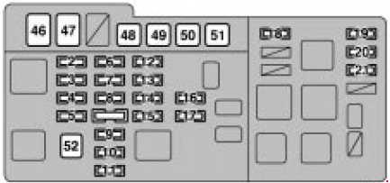 99 03 Lexus Rx 300 Fuse Box Diagram