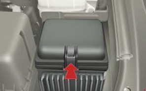 Схема предохранителей Lexus RX 350 (2007–2009)