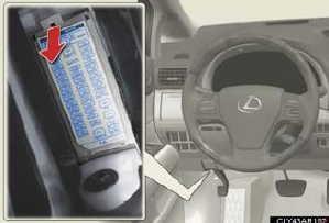 10–'15 Lexus RX 350 Fuse Box Diagramknigaproavto.ru