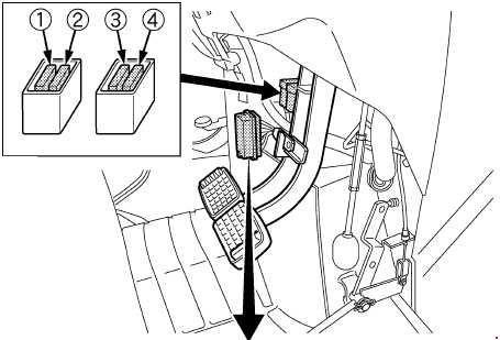 Kubota Power Krawler M8540 Fuse Box Diagram