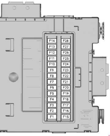 20062015 Ford Galaxy And S Max Fuse Box Diagram Fuse Diagram