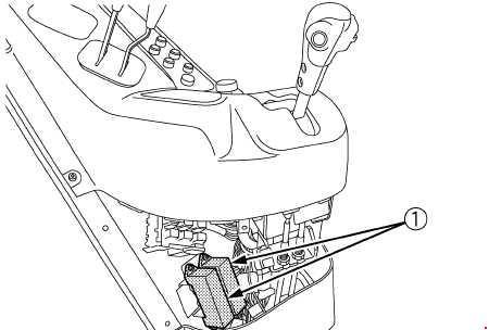 Kubota M100gx M110gx M126gx M135gx Fuse Box Diagram Fuse Diagram