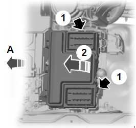 2011-2018 Ford Ranger T6 Fuse Box Diagram » Fuse Diagram on