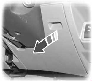2006–2011 Ford Ranger Fuse Box Diagram