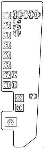 1999 2006 mazda mpv lw fuse box diagram fuse diagram 2000 volvo s80 fuse box 1999 2006 mazda mpv lw fuse box diagram