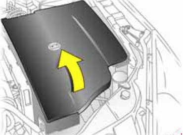 2002-2008 Opel / Vauxhall Vectra C fuse box diagram » Fuse ... on