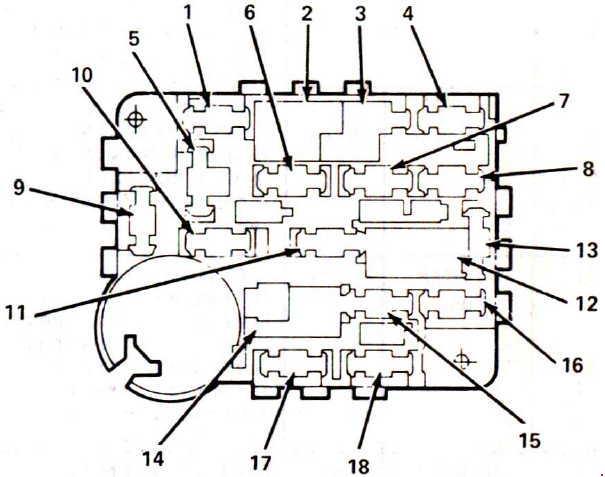 1987 olds 98 fuse box diagram trusted wiring diagrams u2022 rh sivamuni com
