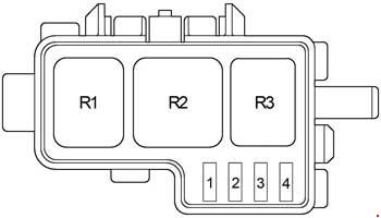2003 Camry Fuse Box Diagram - Wiring Diagrams List
