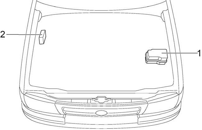 2001-2004 Toyota Tacoma Fuse Box Diagram