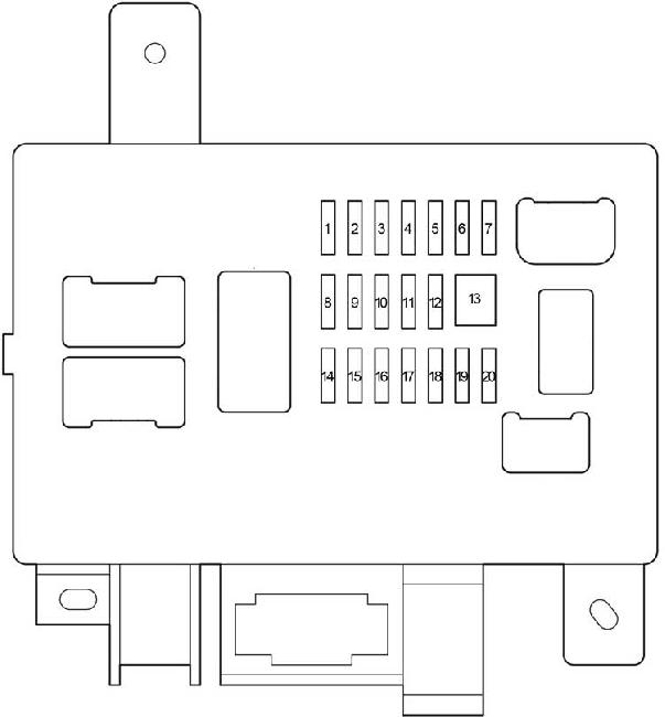 toyota tacoma fuse box diagram 2015 - wiring diagram center hill-boat -  hill-boat.tatikids.it  tatikids.it