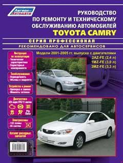 Схема предохранителей и реле Toyota Camry XV30 (2001-2006)