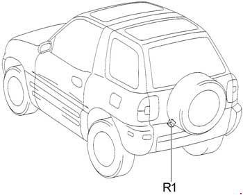 [DIAGRAM_4PO]  1994-1997 Toyota RAV4 Fuse Diagram | 97 Rav4 Fuse Diagram |  | knigaproavto.ru