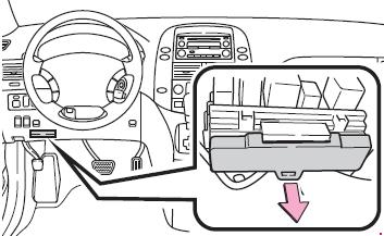 2010 sienna fuse box diagram 2003-2010 toyota sienna (xl20) fuse box diagram » fuse diagram 2007 sienna fuse box diagram #6