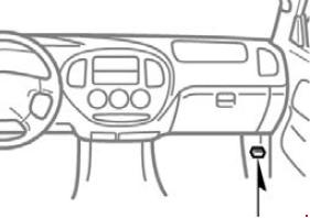 2004   2006 Toyota    Tundra    Double Cab Fuse Box    Diagram       Fuse    Diagram