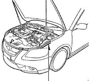 2006-2012 Toyota Aurion Fuse Box Diagram