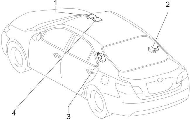 2007 2011 Toyota Camry Xv40 Fuse Box Diagram Fuse Diagram