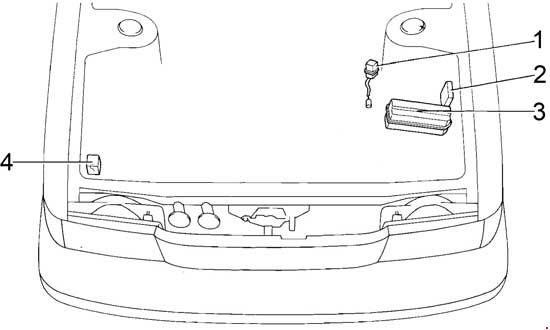 1992 toyota cressida fuse box diagram