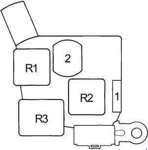 1988 1992 toyota cressida x80 fuse box diagram fuse diagram rh knigaproavto ru