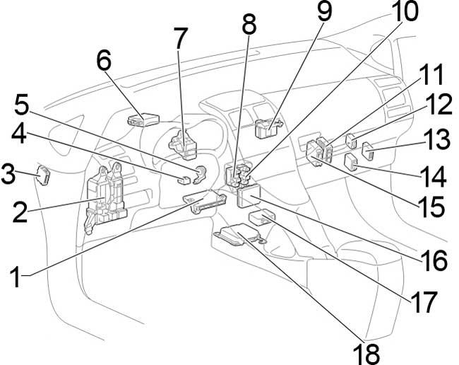 2006 2012 toyota auris (150) fuse box diagram fuse diagram toyota auris fuse box 2006 2012 toyota auris (150) fuse box diagram