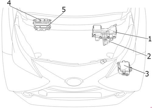 toyota aygo wiring schematic  toyota  free wiring diagrams