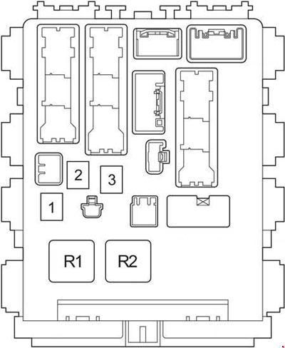 2013 2018 toyota hiace h200 fuse box diagram fuse diagram rh knigaproavto ru 1998 toyota hiace fuse box diagram toyota hiace fuse box diagram