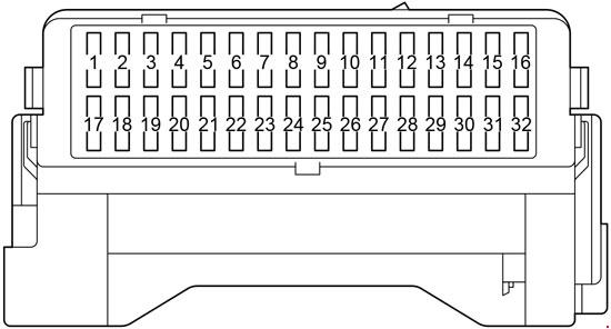 2013 2017 toyota rav4 (xa40) fuse box diagram fuse diagram 2014 Toyota RAV4 Radio Fuse Location 2013 2017 toyota rav4 (xa40) fuse box diagram