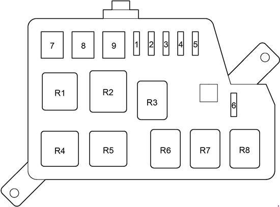 r6 fuse box   11 wiring diagram images
