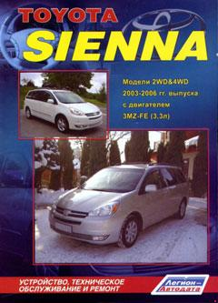 Схема предохранителей и реле Toyota Sienna (2003-2010)