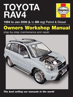 toyota rav4 petrol & diesel workshop manual · fuse box diagram »
