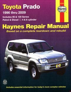Toyota Prado (96-09) Haynes Repair Manual