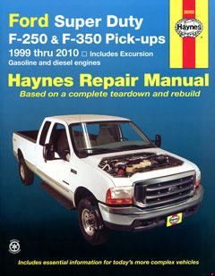 ford super duty pick-up & excursion for ford super duty f-250 & � fuse box  diagram �