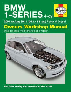 bmw 1-series 4-cyl petrol & diesel (04 - aug 11) � fuse box diagram �
