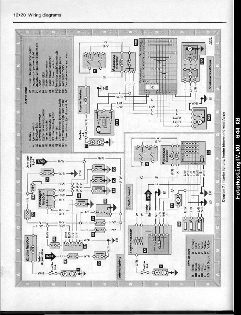 тойота карина 1993 схема электрооборудование - Лучшая схемотехника.