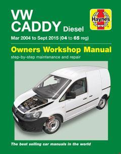 Volkswagen Caddy (2010-2014) fuse box diagram
