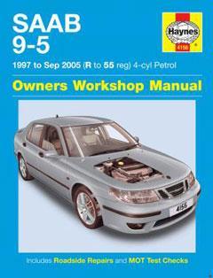 saab 9-5 petrol (97 - 05) haynes repair manual · fuse box