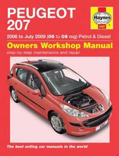 peugeot 207 petrol & diesel (06 - july 09) haynes repair manual · fuse box