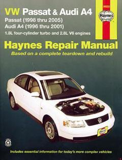 1996-2005 Volkswagen Passat (B5) Fuse Box Diagram » Fuse Diagram